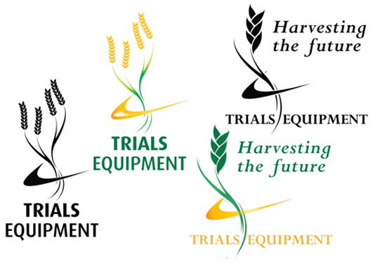 Trials Equipment logo ideas