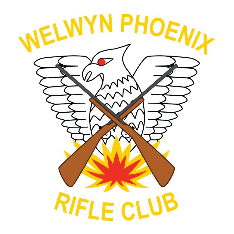 Welwyn Phoenix Rifle Club Logo